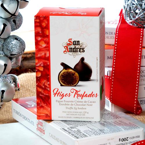 Truffle Fig Bonbon by San Andres