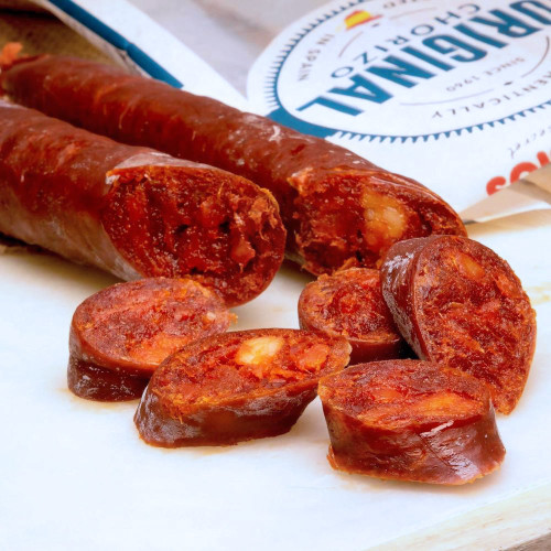 Spanish Chorizo Dry-Cured by Palacios
