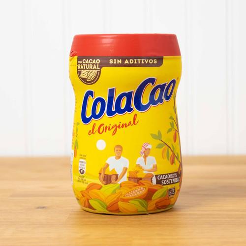 2 Jars Cola Cao Original Chocolate Mix