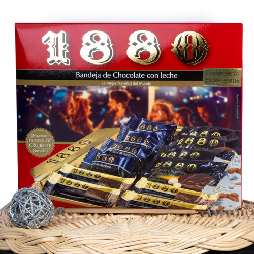 Milk Chocolate Sweets Selection - Bandeja Chocolates con leche by 1880