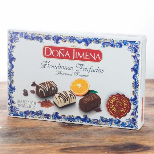 Bombones Trufados by Dona Jimena