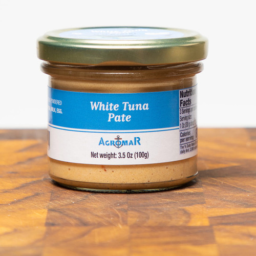 White Tuna - Bonito del Norte Pate by Agromar