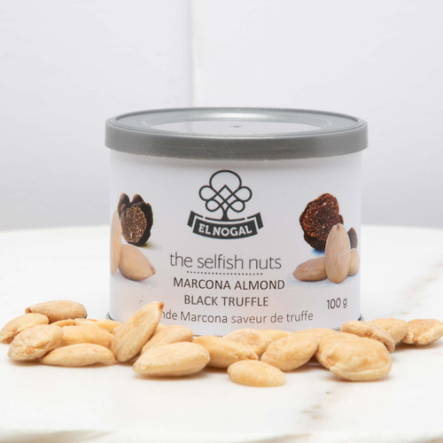 Almonds with Truffle oil by El Nogal