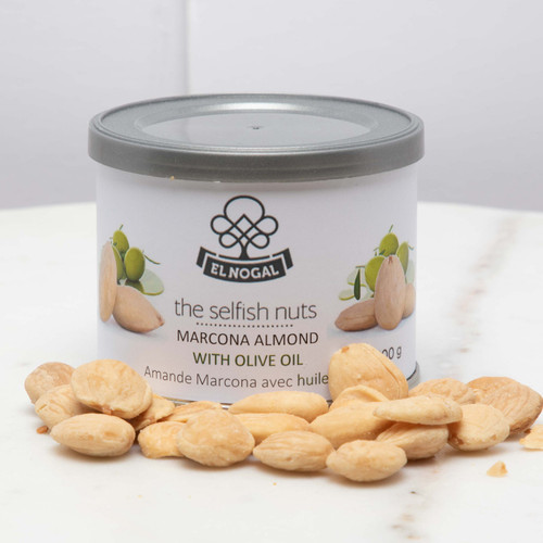 Salted Almonds with Olive Oil by El Nogal