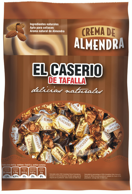 Cream of Almond Candy by El Caserio