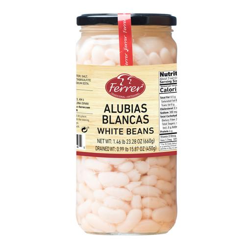 Alubias Pochas by Ferrer  1.46 lb.