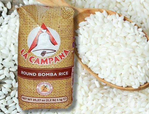 Bomba Paella Rice by La Campana
