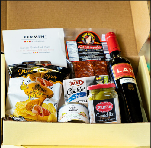 Gift Box Picoteo from Spain