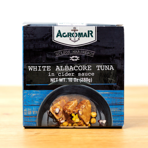 White Albacore in Cider sauce by Agromar
