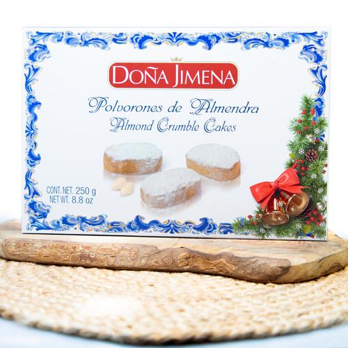 Polvorones by Dona Jimena