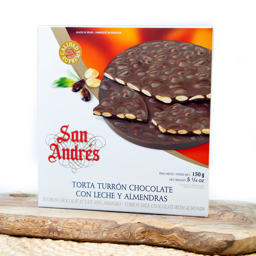 Milk Chocolate Almond cake by San Andres