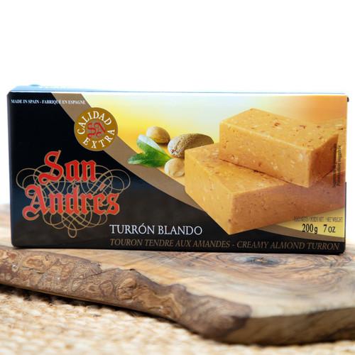 Turron blando extra by San Andres