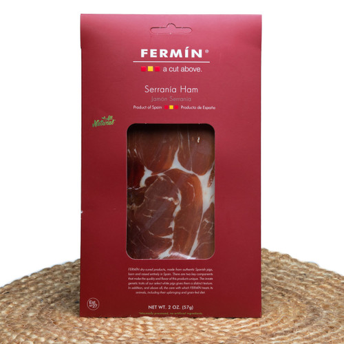 Jamon Serrania by Fermín - 2 oz