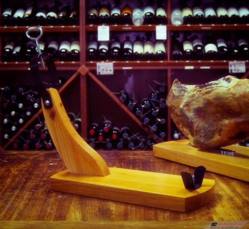 Wooden Ham Holder - Jamonera - Gondola