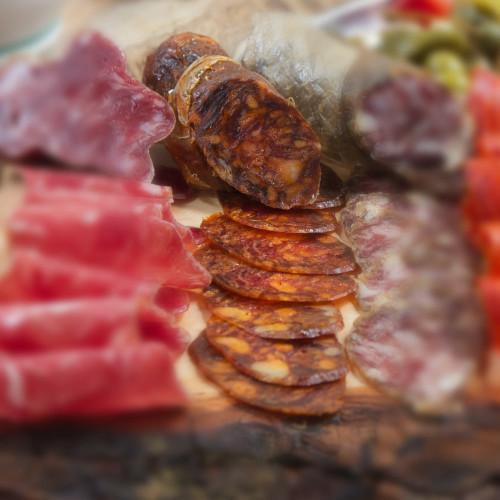 Chorizo Ibérico Longaniza by Fermín