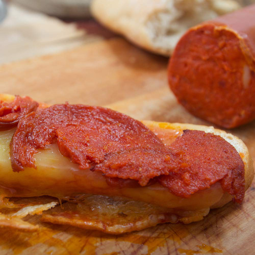 Semi-Soft Chorizo Sobrasada Dona Juana