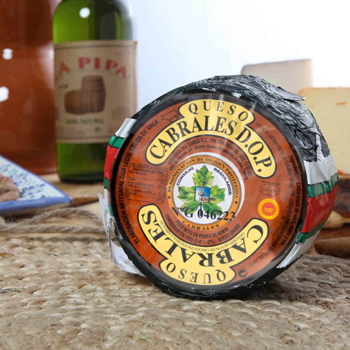 Cabrales Cheese 1 Pound Wheel D.O.