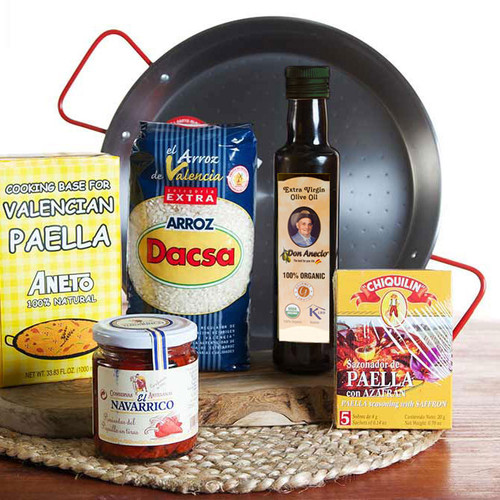 Family Paella Kit for 4