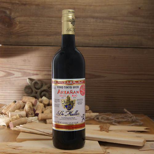 Red wine for cooking Artañan - unsalted