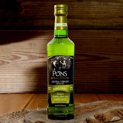 Extra Virgin Organic Olive Oil