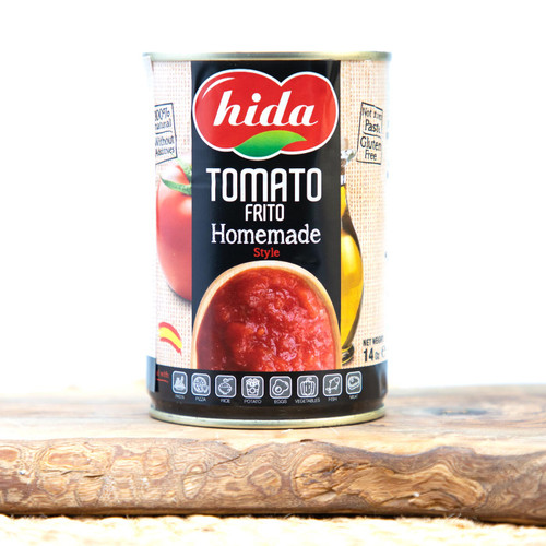 Fried Tomato Sauce homemade by Hida