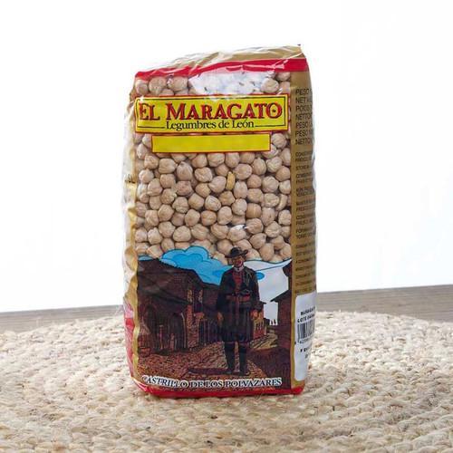 Dried Chickpeas - Garbanzos by El Maragato