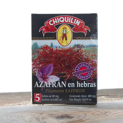 Saffron Filaments by Chiquilin