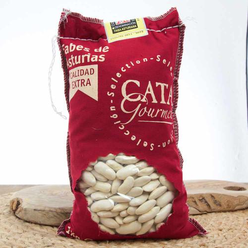 Asturian Fava Beans - 2.2 lb - by Cata
