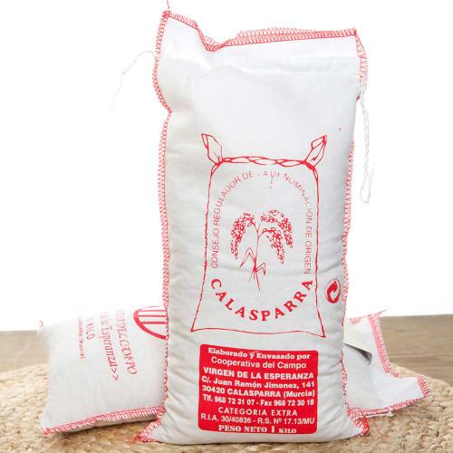 Calasparra Rice Virgen de la Esperanza