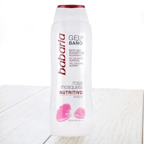 Babaria Shower Gel Rosa Mosqueta