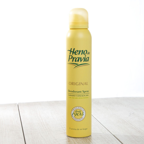 Heno de Pravia Deodorant in Spray