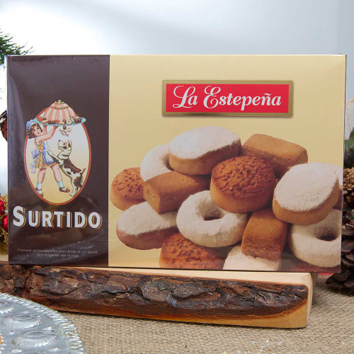 Surtido - Assortment Box by La Estepeña