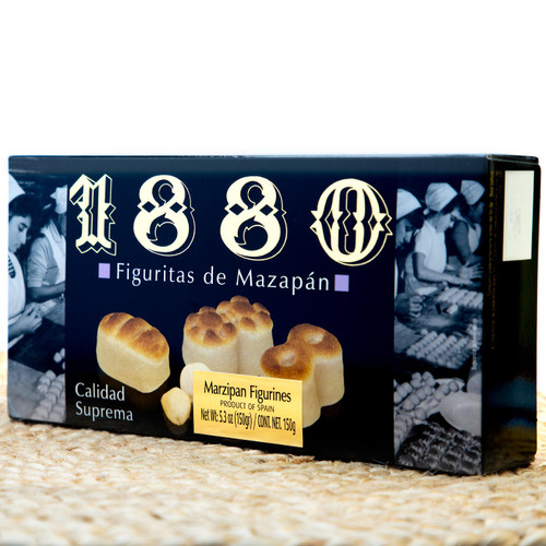 Marzipan Shapes by 1880