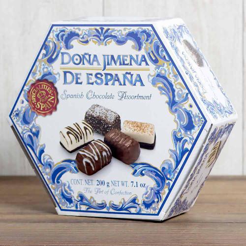 Chocolate Assortment by Dona Jimena