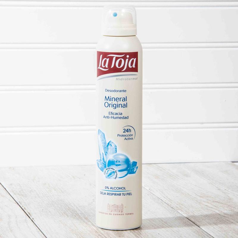 Spray Deodorant by La Toja