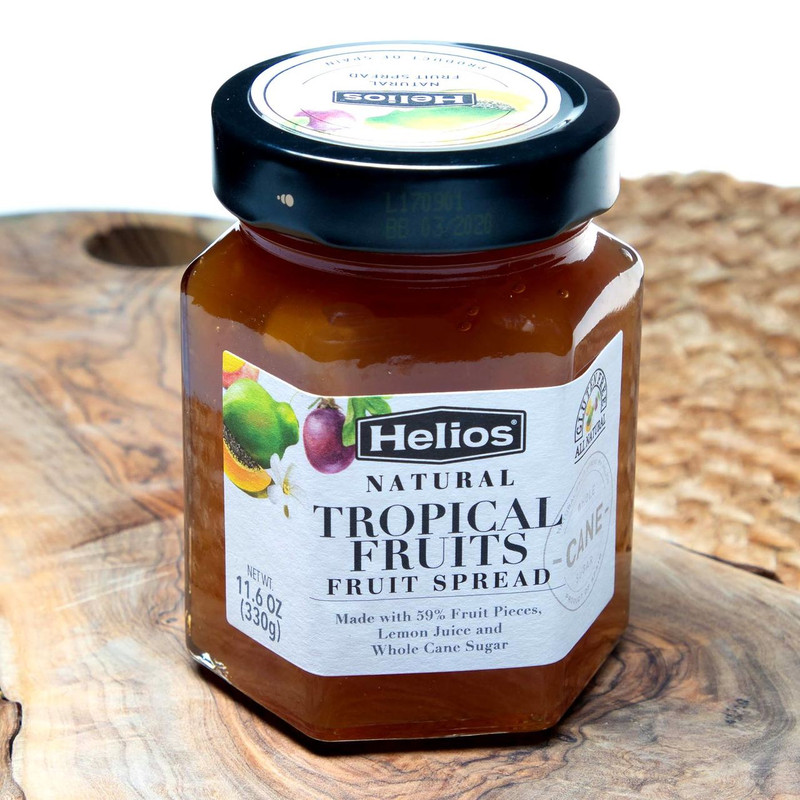 Helios Confitura Natural Frutas Tropicales