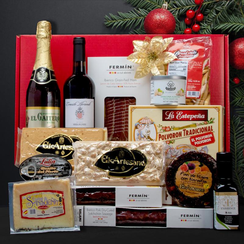 Spanish Gourmet Gift Box 2019
