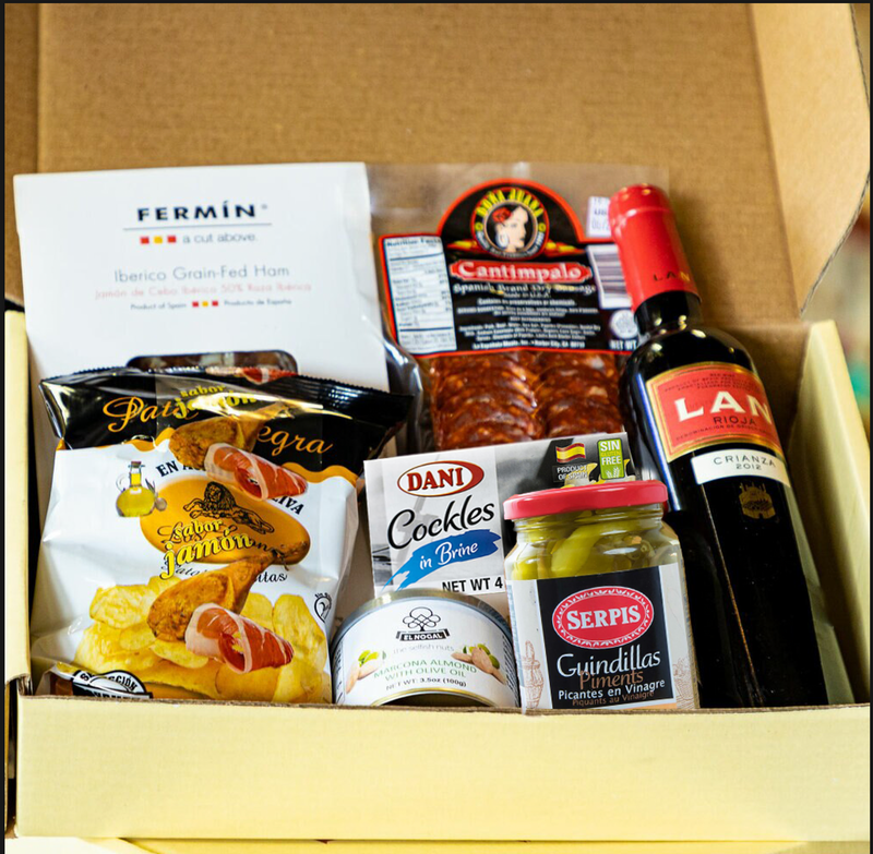 Gift Box Picoteo from Spain