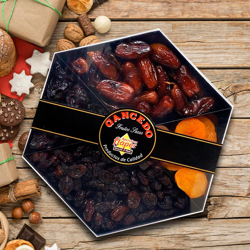 Holiday Dried Fruit mix variety tray