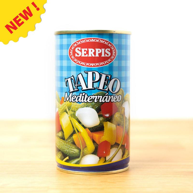 Tapeo Mediterraneo by Serpis