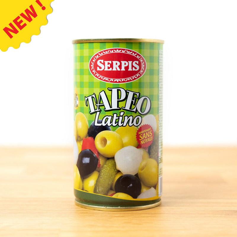 Tapeo Latino by Serpis