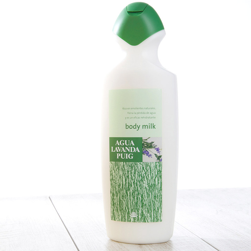 Lavanda Puig Body Milk