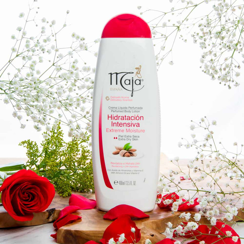 Maja España Body Lotion Intensive Perfumed