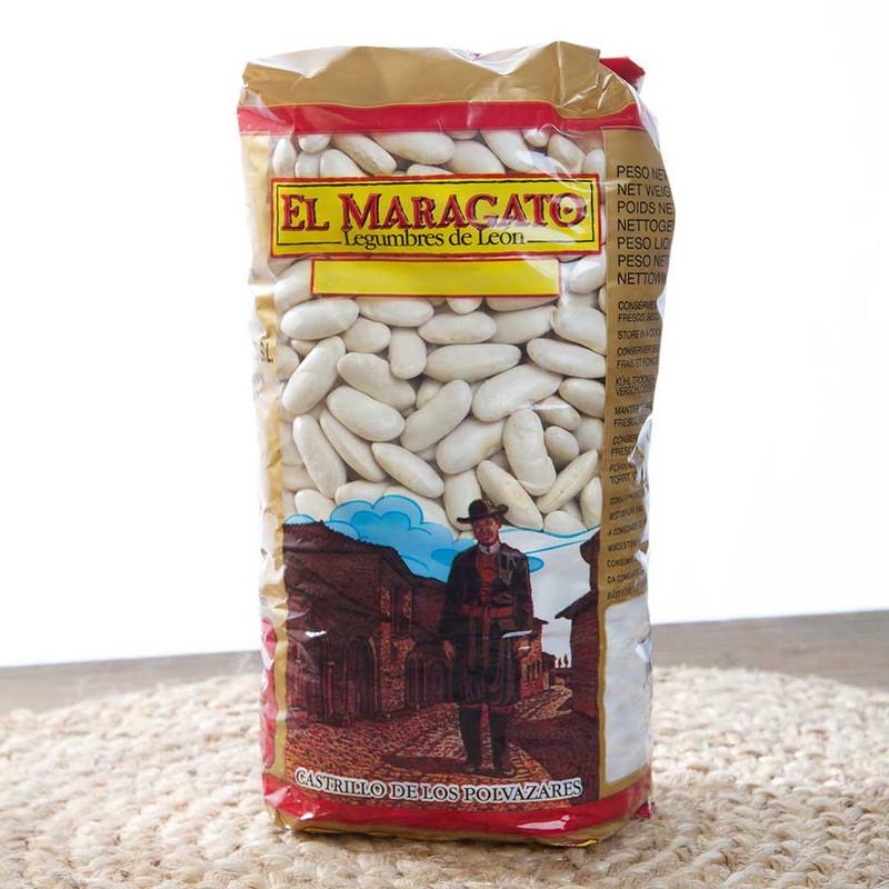 Dried Faba beans by El Maragato
