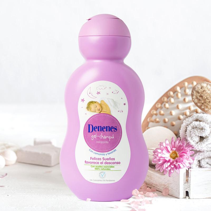Denenes Bath Soap Bedtime
