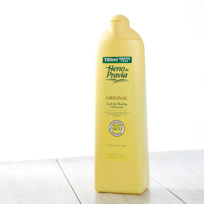 Heno de Pravia Shower Gel Original