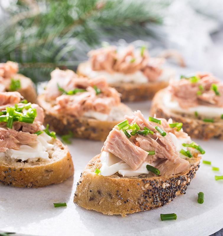 White Tuna in Olive Oil by Albo