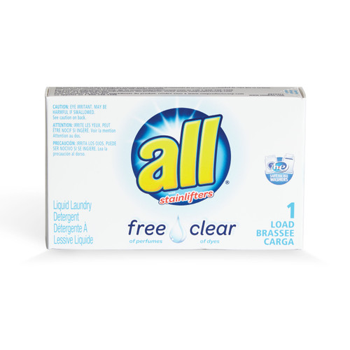 All Free & Clear HE Liquid Detergent 100 count