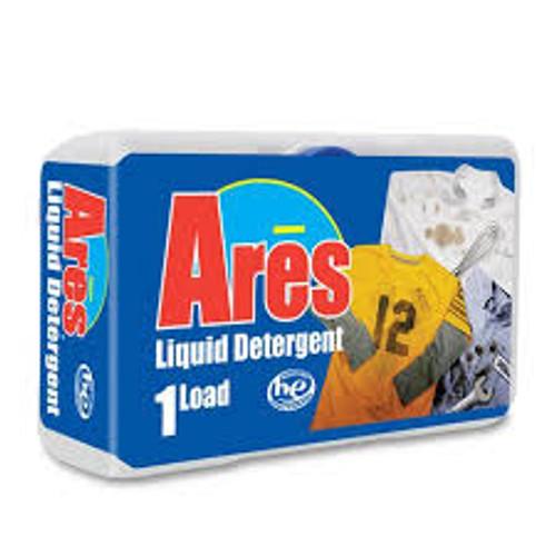 Ares 2X HE Liquid Detergent Blue 54 count