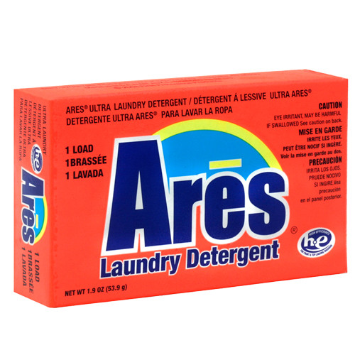 Ares Powdered Detergent HE 154 count